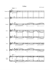 Fallen - for Choir SATB